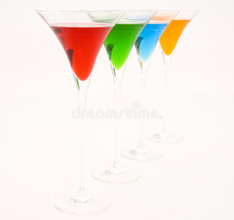 Cocktail #6 fotografie stock