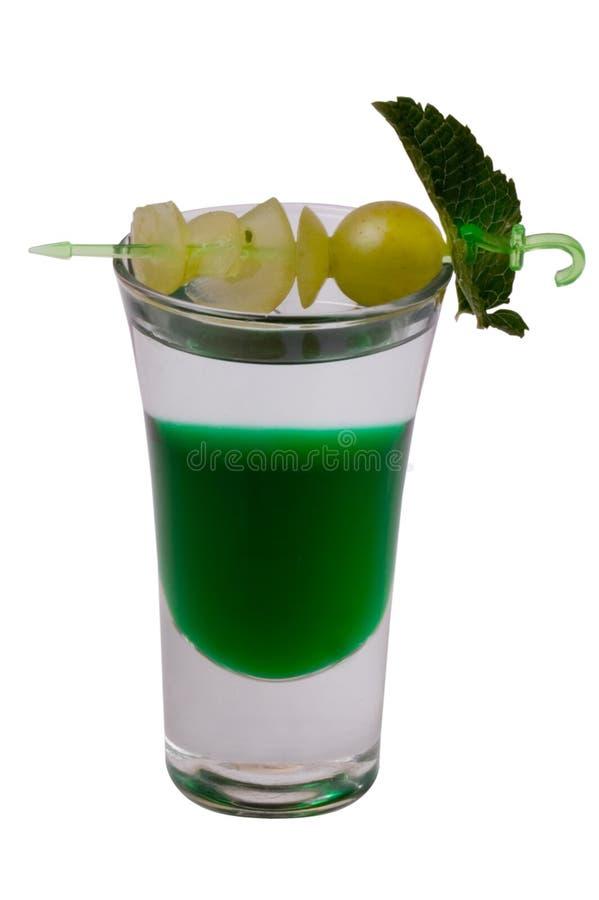 Cocktail alcoólico fotografia de stock