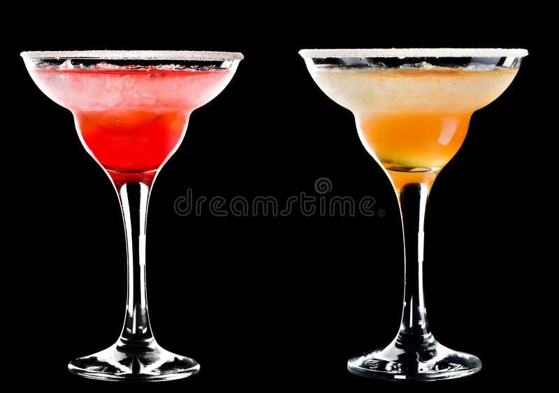 Cocktail Alcolico Freddo Fotografia Stock Libera da Diritti