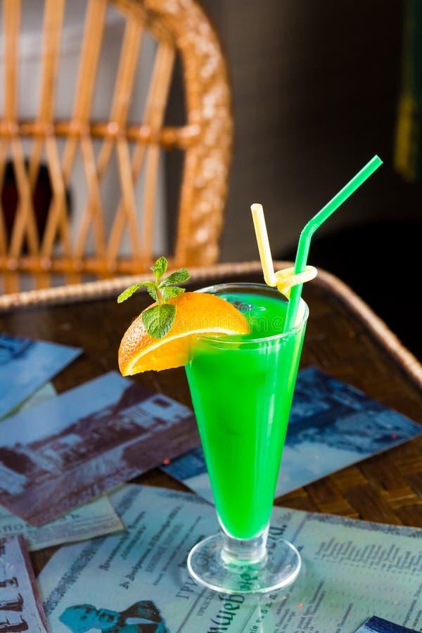 Cocktail alcoolique photo stock
