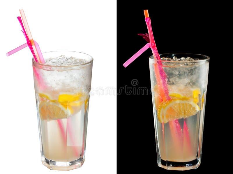 Cocktail Alcoolique Froid Image libre de droits