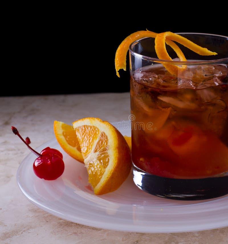 Cocktail antiquato immagini stock libere da diritti