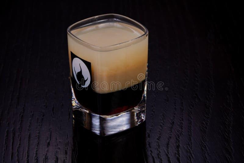 Cocktail B-52 délicieux photo stock