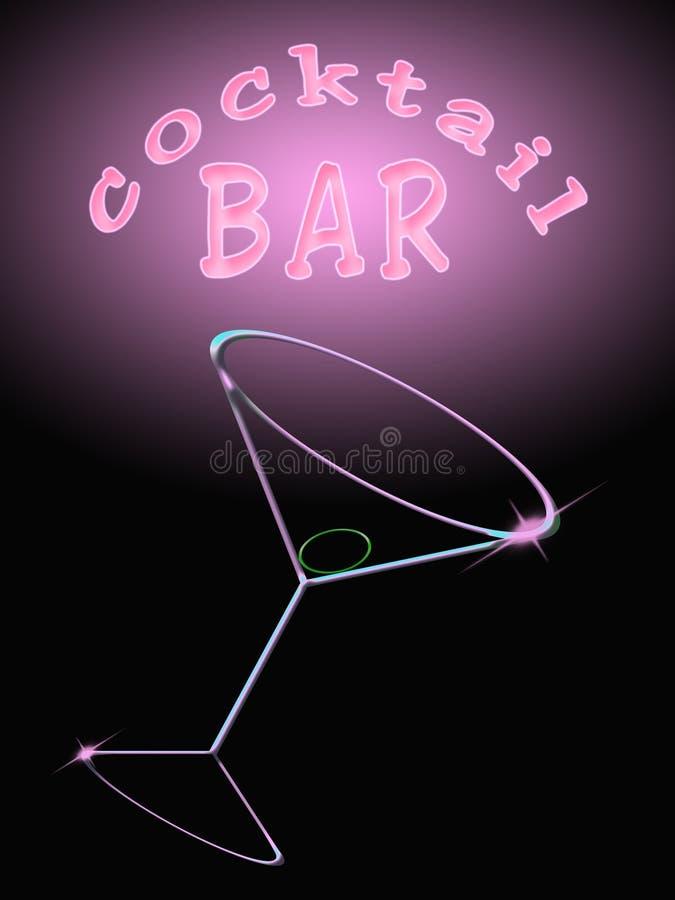 Download Cocktail bar (04) stock illustration. Illustration of decoration - 8517870
