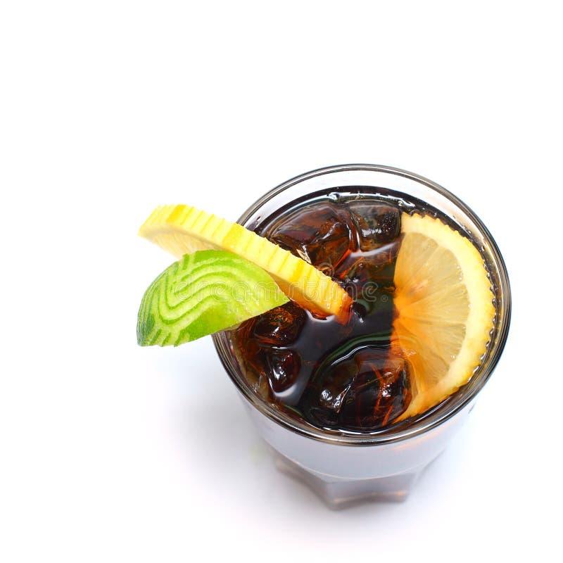Cocktail - bebida do álcool fotografia de stock