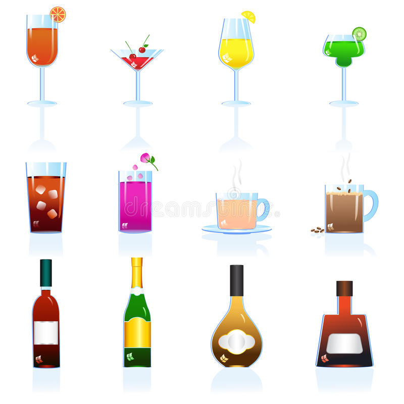Download Cocktail And Beverage Drink Stock Photography - Image: 24811992