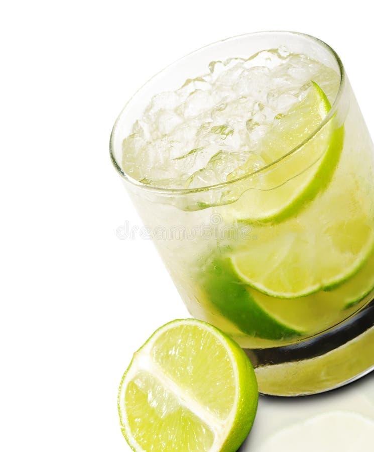 Cocktail - Caipirinha imagem de stock royalty free