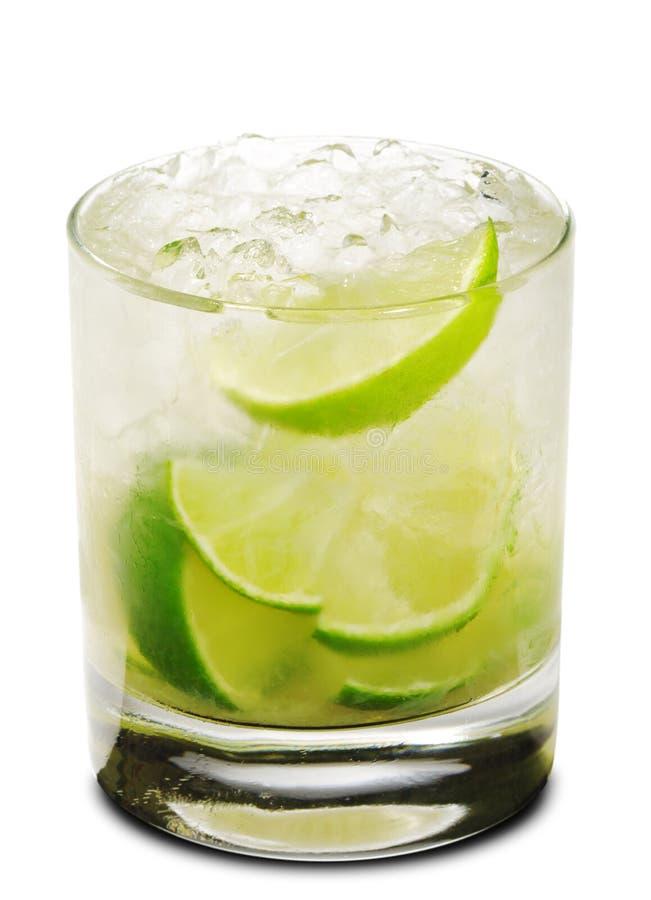 Cocktail - Caipirinha imagem de stock