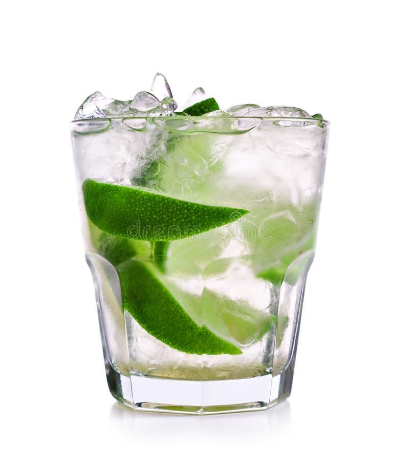 Cocktail - Caipirinha foto de stock royalty free