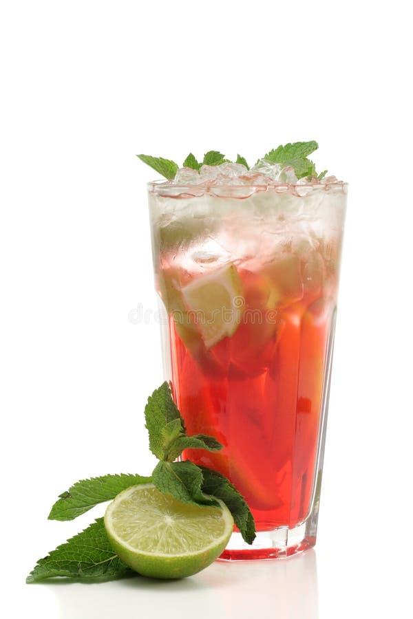 Cocktail - chá congelado fotos de stock