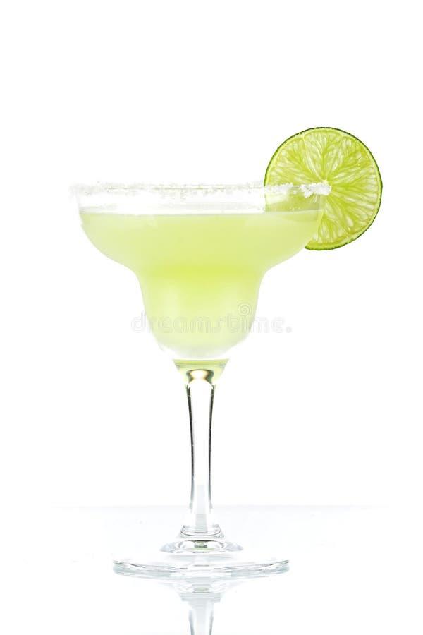Cocktail clássico do margarita imagem de stock royalty free