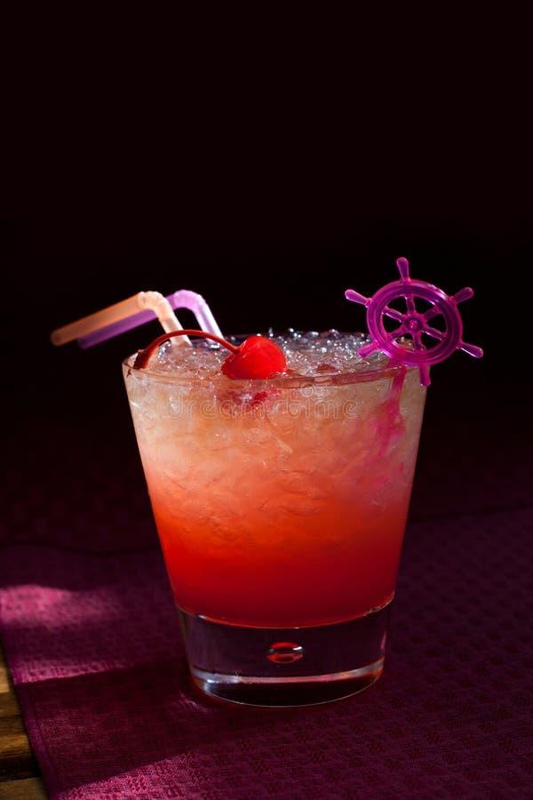 Cocktail classico Mai Tai fotografie stock