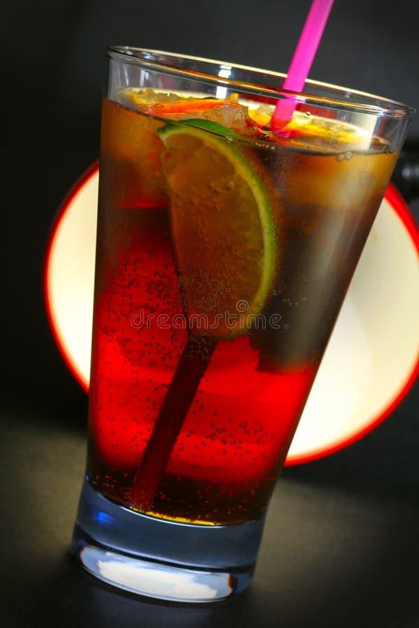Cocktail Cuba Libra royalty free stock image