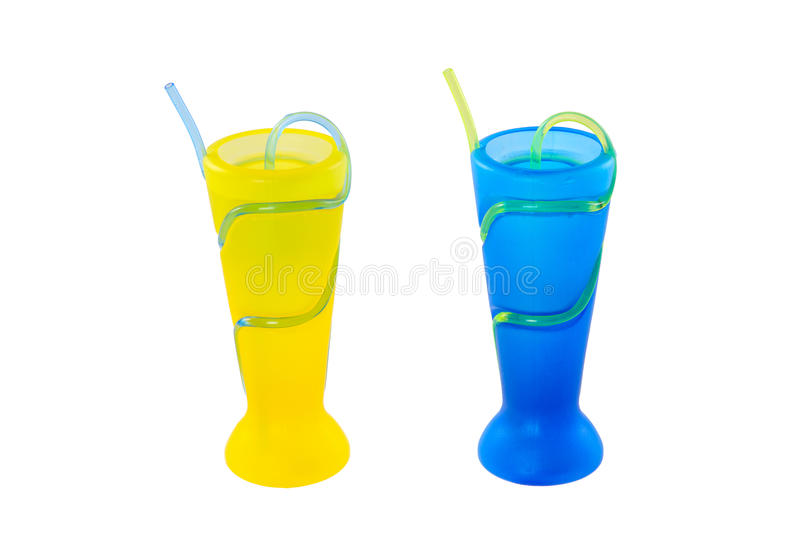 Cocktail cup stock images