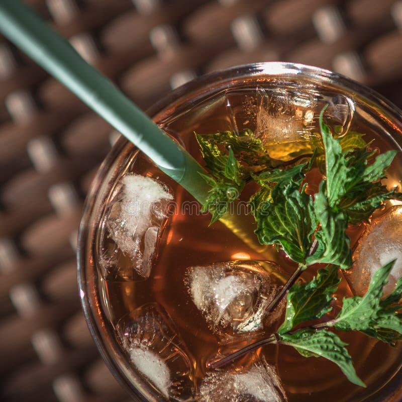 Cocktail d'été photographie stock libre de droits