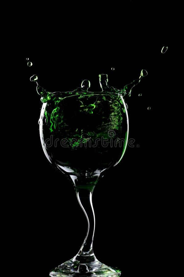 Cocktail d'alcool images stock