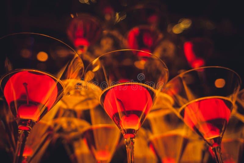 Cocktail d'apéritif photographie stock