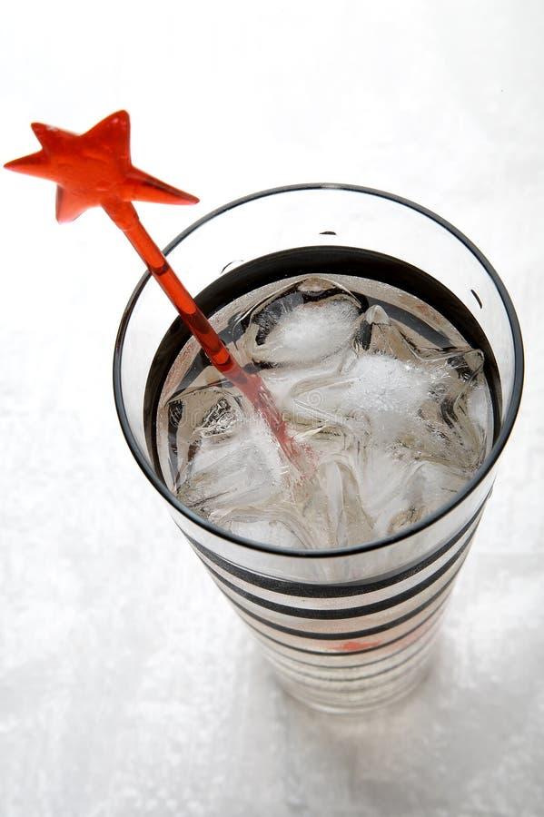Cocktail da estrela foto de stock
