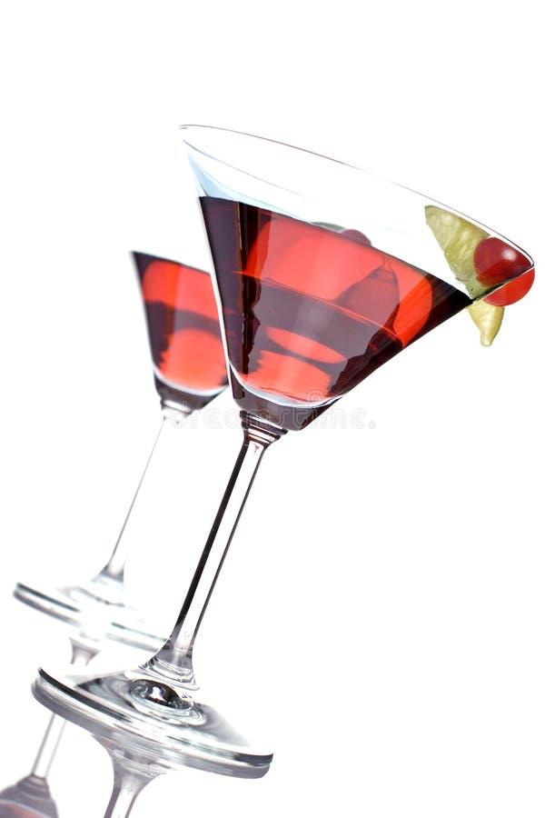 Cocktail de Bacardi imagens de stock