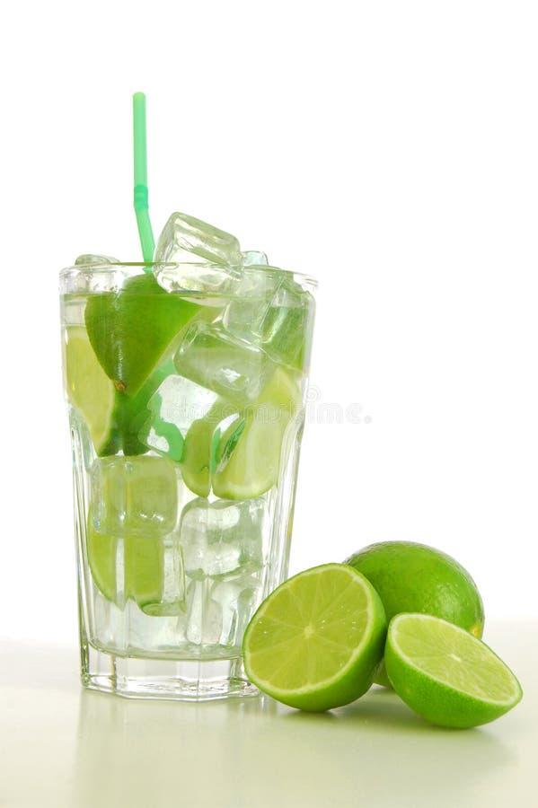 Cocktail de Caipirinha photos libres de droits