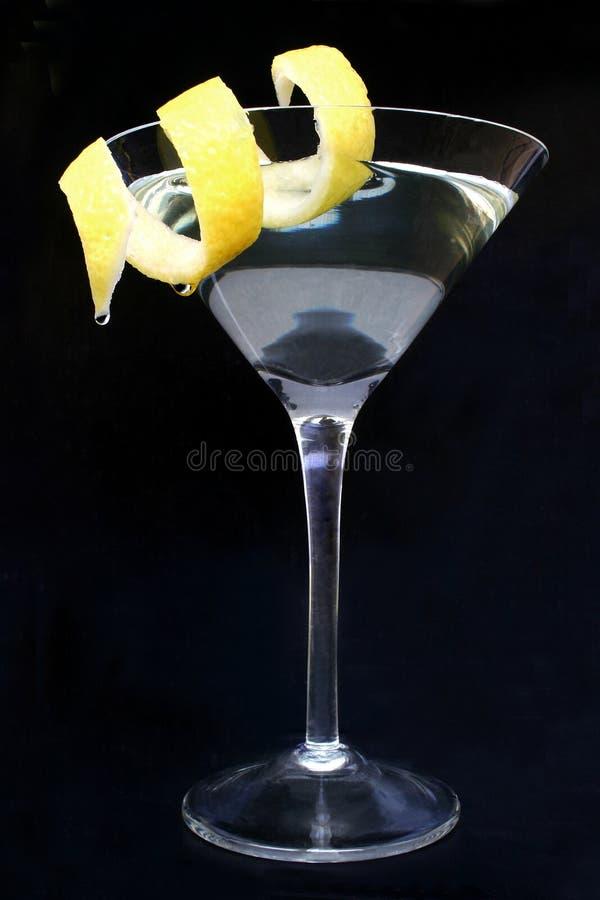 Cocktail de citron images stock