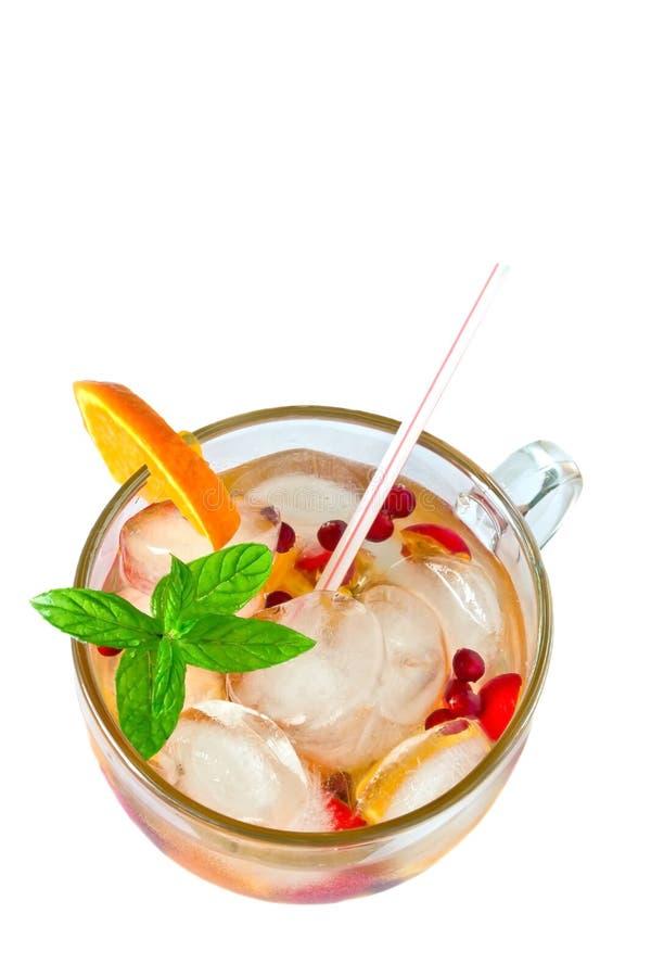 Cocktail de fruit frais photo libre de droits