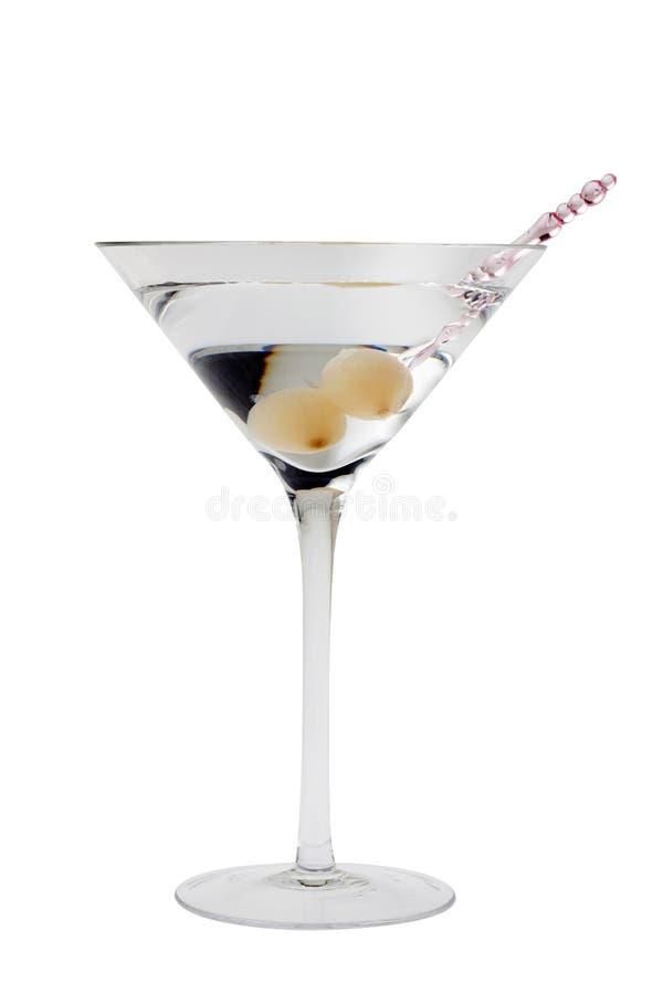 Cocktail de Gibson imagens de stock royalty free