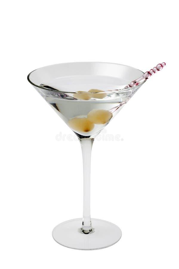 Cocktail de Gibson fotos de stock