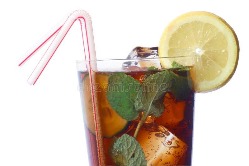 Cocktail de kola images stock