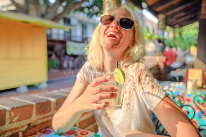 Cocktail de Margarita Mexican photos libres de droits