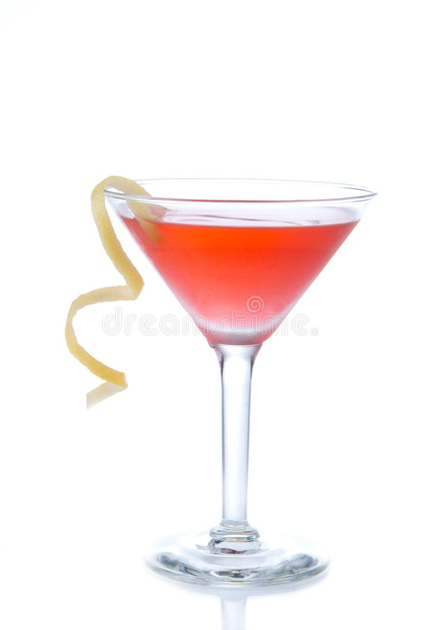 Cocktail de Metroopolitan imagem de stock royalty free