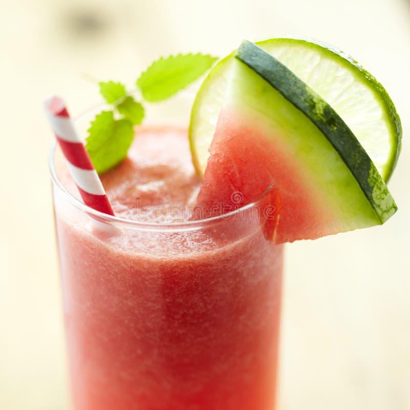 Cocktail de pastèque photographie stock libre de droits