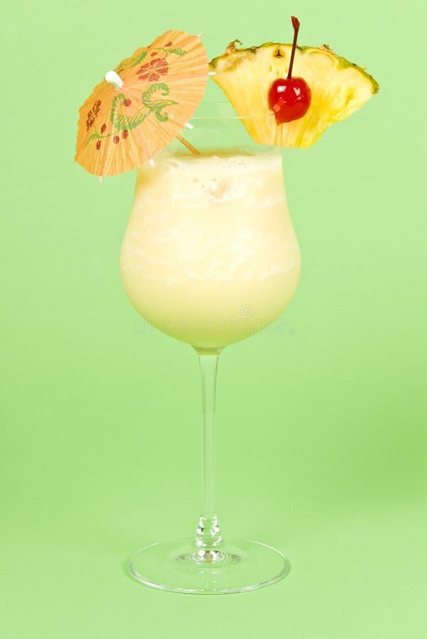 Cocktail de Pina Colada image libre de droits