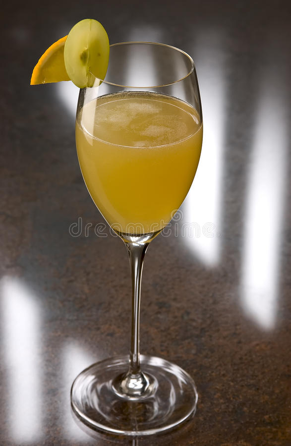 Cocktail de Ritz photo libre de droits