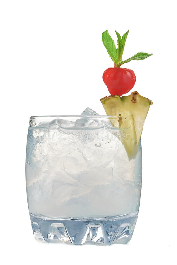Cocktail de rum imagens de stock royalty free