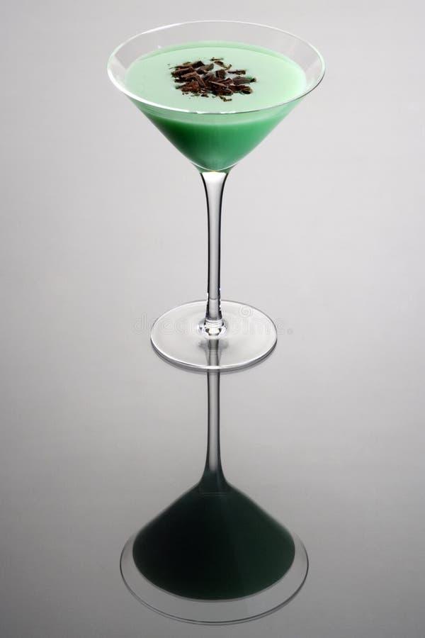 Cocktail de sauterelle photographie stock