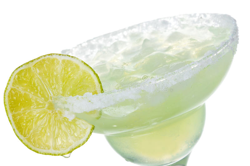 Cocktail del margarita dell'alcool fotografia stock libera da diritti