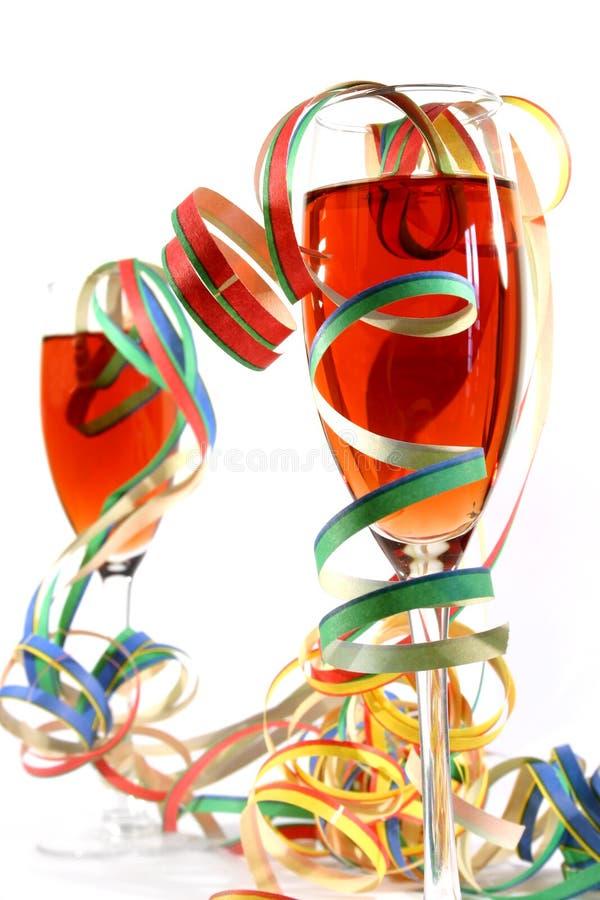 Cocktail del partito immagine stock