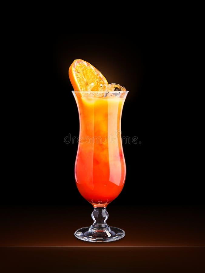 Cocktail des Caraïbes de brise photo stock