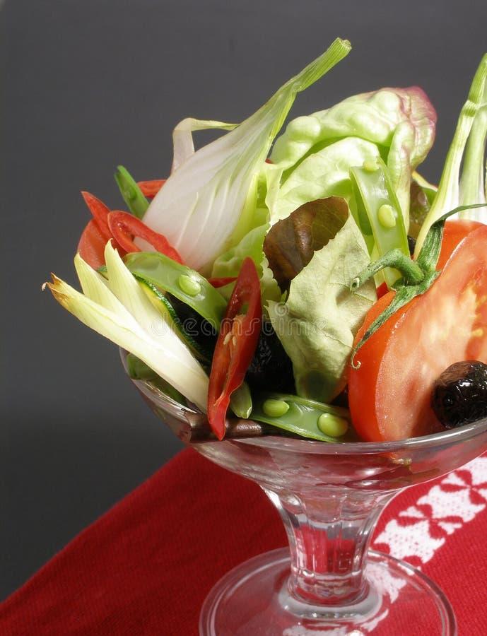 Cocktail Des Gemüses Lizenzfreie Stockbilder