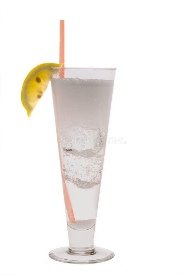Cocktail des Wodka-sieben lizenzfreie stockfotografie