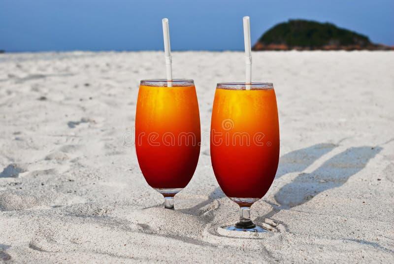 Cocktail di frutta  immagini stock libere da diritti