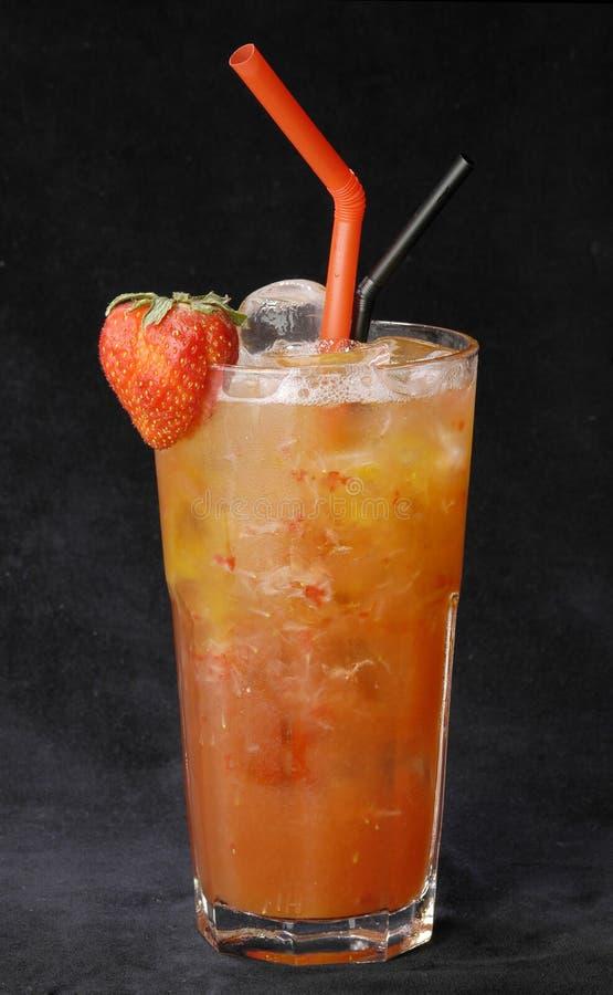 Cocktail di frutta immagine stock