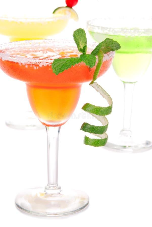 Cocktail di Margarita fotografia stock libera da diritti