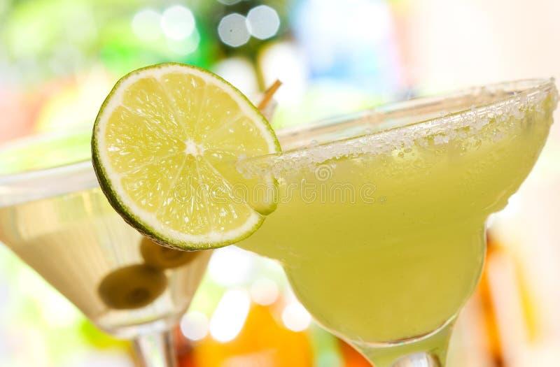 Cocktail di Margarita fotografie stock