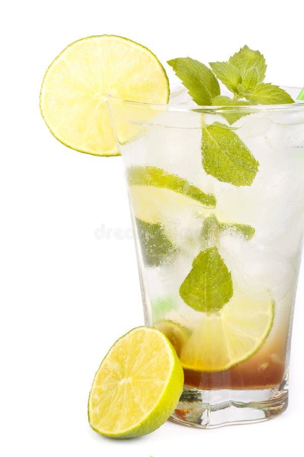 Cocktail di Mojito immagine stock