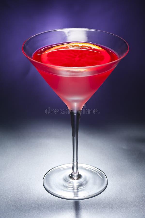 Cocktail di Negroni fotografia stock libera da diritti