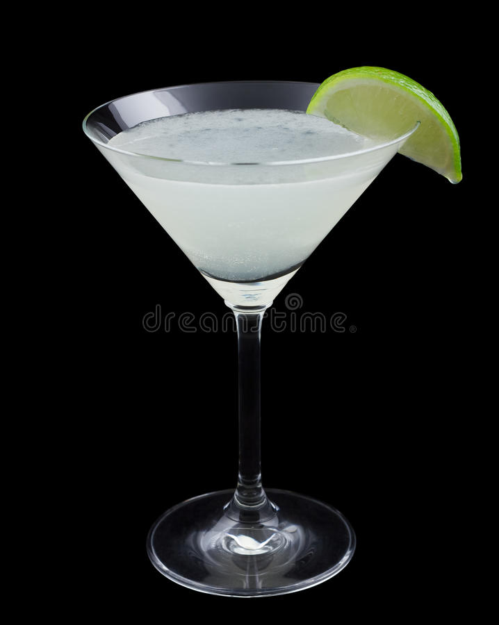 Cocktail do daiquiri fotografia de stock royalty free