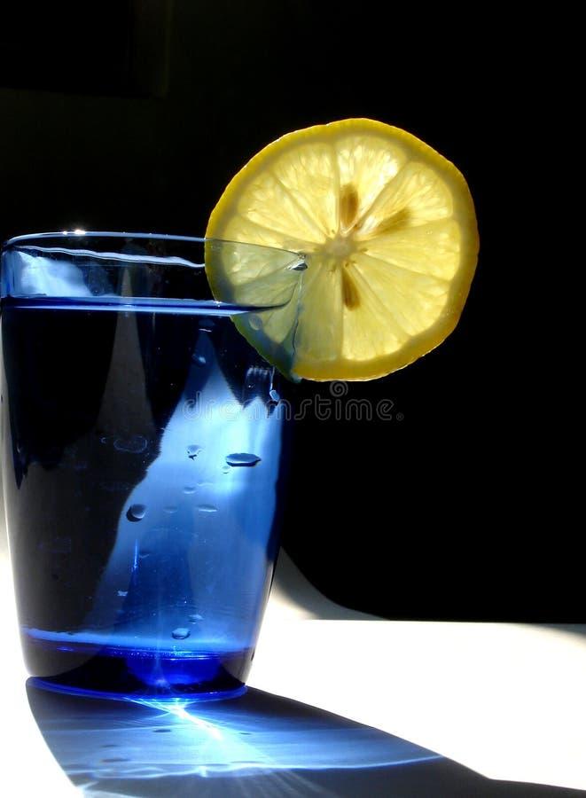 Cocktail do limão fotografia de stock royalty free