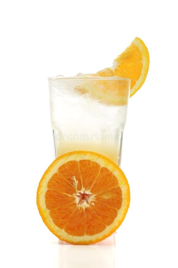 Cocktail do Não-Álcool - nascer do sol imagem de stock royalty free